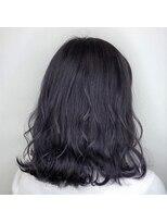 スピカ(Spica*)ブルーブラックカラー