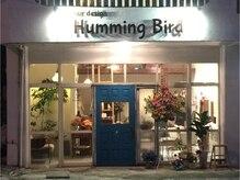 ハミングバード ヘアーデザイン(Humming Bird hair design)