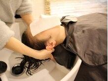 ハップヘアメイクの雰囲気(◆きもちいいヘッドスパで頭皮から綺麗に◆)