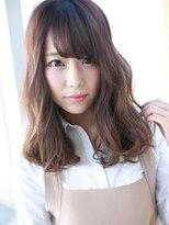 アグ ヘアー ドレス 喜久田店(Agu hair dress)大人かわいい☆ゆるウェーブ