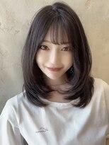 アフロート ルヴア 新宿(AFLOAT RUVUA)20代30代40代大人可愛いモテ髪★シフォンブランジュ