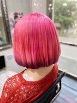 ミミック (mimic)peach pink × grape purple TRICKstyle!