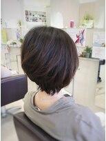クール ヘアー ギャラリー 神明町店(COOL Hair gallery)毛流れ美人ショート☆