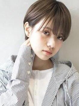 ヘアサロンガリカアオヤマ(hair salon Gallica aoyama)の写真/今より一歩先のトレンドを取りいれ、自宅で簡単に再現できるスタイルへ。培ってきた技術があります。