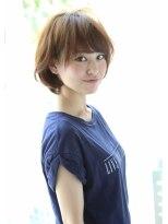 【Un ami】オトナかわいい・小顔ボブ・メルトカラー 松井 幸裕