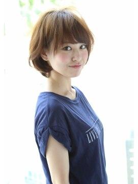 アンアミ オモテサンドウ(Un ami omotesando)【Un ami】松井幸裕 スポンテニアス&フリンジバング ボブ