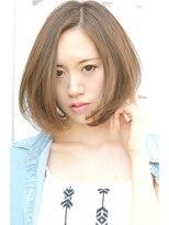 ヘアーサロン エール 原宿(hair salon ailes)(ailes原宿)style119 クラシカル☆ふんわりスフレボブ