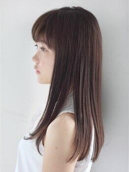 モッズ ヘア 海浜幕張店(mod's hair)の写真/SNSで大人気の「サイエンスアクア」新導入!ダメージレスで誰もが振り返るような驚く艶髪を…