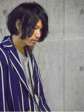 アミリ(AMILI)AMILI グランジメンズボブ by鈴木