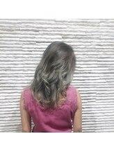 ミック ヘアアンドメイクアップ 川口店(miq Hair&Make up)大人綺麗グラデーション【Vis 川口】
