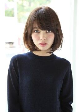 【Un ami】大人かわいい・小顔ボブ 松井幸裕