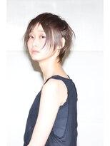 ヘアメイク ユーユ(Hair make U YU)Z「毛先の動き×ショート」