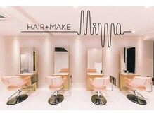 HAIR+MAKE MIWA【ヘアメイクミワ】