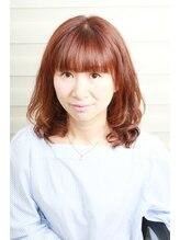 チアーズ フォー ヘアー 志木店(CHEERS for hair)柔らかホイップカール(アラフォー)