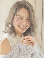 エルシー 阪急十三(L.C.E.)【増永STYLE】フォギーベージュNo.1スタイル