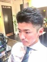#くせ毛を活かす#バーバースタイル・Hommehair2nd櫻井