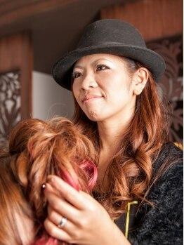 シェアリー(Shairy)の写真/◇◇美容師歴20年のスタイリスト◇◇たくさんの経験をしているからこそ…どんな悩みにもお応えします◎