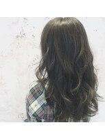ヘアーサロン リアン 鴻巣店(hair salon Rien)透明感バツグン!新色フォギーベージュ