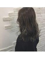 クレーデヘアーズ 相田店(Crede hair's)#ダークグレージュ
