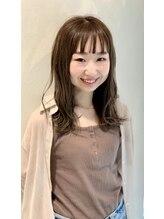 ヘアーアンドメイク カッシィ(hair&make cassie)丸谷 幸乃