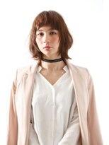 ヘアーメイク リアン 新田辺店(Hair Make REAN)◆REAN 京田辺/新田辺◆厚めバング×くびれセミディ