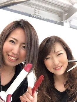 ブロッサム ヘアデザイン(blossom)の写真/《高崎駅徒歩1分☆》女性スタイリストが手掛けるシンプル・ナチュラルを基本としながらも、上質なスタイル!