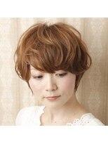 ブラウン ナカノ(BROWN nakano)大人かわいいショートヘア