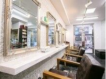 ビューティーガールヘアーサロン(Beauty Girl Hair Salon)の雰囲気(駅徒歩1分でアットホームな雰囲気です。)