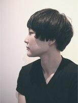 【OREO.】コンパクトマッシュ      #黒髪カタログ