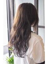リタへアーズ(RITA Hairs)[RITA Hairs]シルバーアッシュxインナーカラー☆お客様style