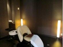 ヘアーメイク ヴォーグイイダ(Hair Make VOGUE IIDA)の雰囲気(完全個室のスパルーム、日常の疲れ、頭皮の改善)