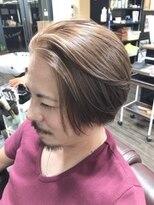 ヘアールーム クリア(hair room clear)アジアンカラー