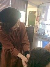ヘア デザイン アンド ケア ビ ジョイ(Hair Design & Care Vi Joy)伊藤 のりこ