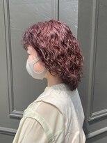 ヘアーアイスカルテット(HAIR ICI QUARTET)●バイオレット ラベンダー パープル パーマ ブリーチ