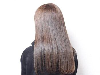 ジェナフレーム 津店(jena frame)の写真/【SNSで話題!!】うるツヤ髪になれる、厳選オーガニックトリートメント♪