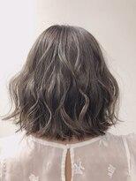 ビーヘアサロン(Beee hair salon)アッシュグレージュ