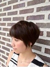 ヘア フィックス リュウ リゾート(hair fix RYU Resort)ベリーショート
