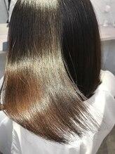 ヘアメイク カラフル(hair make colorful)極ツヤ☆美髪プログラムで髪の美容整形!