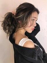 シマ ハラジュク リープ(SHIMA HARAJUKU LEAP)【SHIMA 】結んで可愛いハイライト