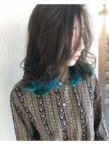 INNER×COLOR turquoise