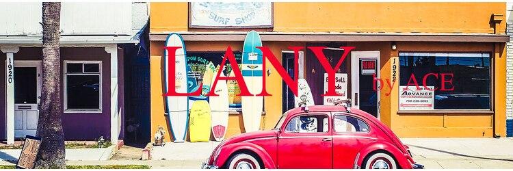 レニーバイエース(LANY by ACE)のサロンヘッダー