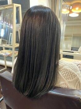 アサンタ サナ(Asante sana)の写真/【TOKIOトリートメント新導入☆】抜群の艶&持続性が評判!素髪から輝く髪本来の美しさを叶えます。