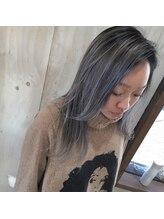 ヘアーメイク チョコ(hair make choco)シースルーレイヤー