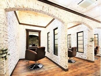 ヘアアンドスパ モーブ 世田谷(hair&SPA Mauve)の写真/用賀1分◆9~23時営業!個室でゆっくり相談◎心身を癒す上質空間で、人目を気にせずゆったり過ごせます♪
