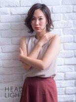 アーサス ヘア デザイン 国立店 (Ursus hair Design by HEAD LIGHT)*Ursus*大人エアリーショートボブ