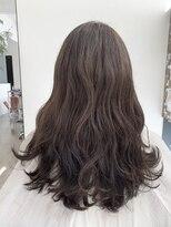 アゲハヘアー(ageha hair)ラベンダーグレー