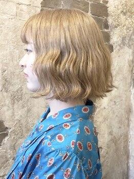 マギーヘア(magiy hair)の写真/お財布に優しい価格でワンランク上のお洒落スタイルに☆プチプラで可愛くなれるクーポン満載◎