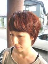 ヘアーパレス フタバ(Hair palace FUTABA)ナチュラルパーマ