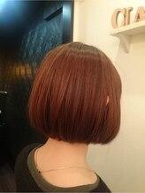 クランドヘアーインプローブ (Clando hair improve)ワンレンボブ