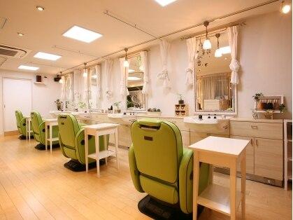 理学美容院 カグー(kagu)の写真
